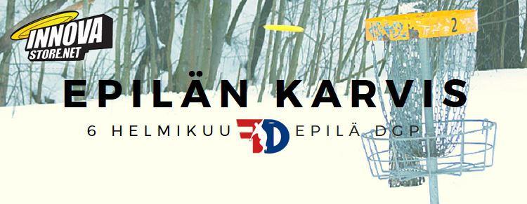 FD Epilän Karvis vol. 2